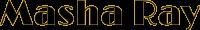 Masha-Ray-Logo